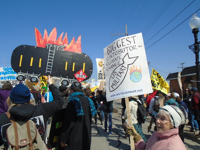 Chicago-BP-Oil-Refinery-Protest-biggest-contributor-to-climate-change